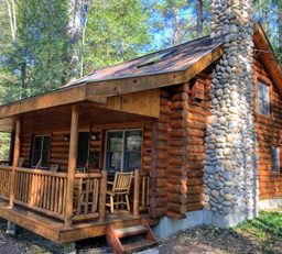 cabins in vermont to rent